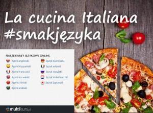 """Konkurs """"Włoskie smaki na językach"""""""