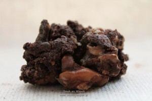 Ciasteczkowy eksperyment: czekoladowe gniotki